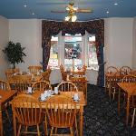 Chaplins Dining Room