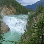 Wapta Falls Yoho National Park