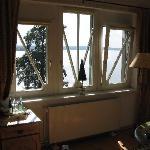 weiterer Blick aus unserem Fenster