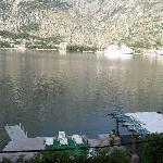 Lake terrace area