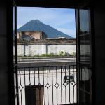 View from Dona Lucia bedchamber balcony