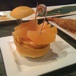 orange for dessert