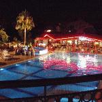 Pool party night at Turquoise