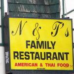 N & T's Restaurant