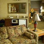 Room 238 living room