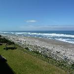 Beach south view