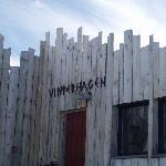 entrance to the Winter Garden restaurant