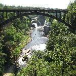 Ausable Chasm- July 2010