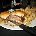 Peppercorn Burger . . . . exposed