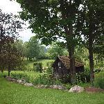 Round Barn Inn - the grounds