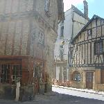 The Loire, historic region of France