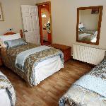 Twin/Triple Bedroom