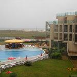 Prestige City II pool view