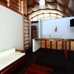 Stylish ceilings and spacious lofts and balconies come with each Kites Mancora house.