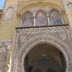 ENTRY FROM THE STREET TO MEZQUITA, CORDOBA, SPAIN