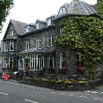 Photo de Gwesty Glan Aber Hotel