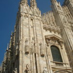 Milan's Duomo a few steps away