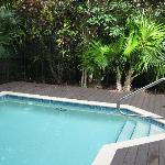 Pool at Villa 7223
