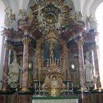 Kloster Frauenberg, Altar