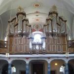 Kloster Frauenberg, Orgel