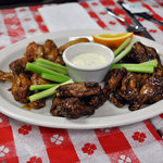 Killer, sweet tangy wings