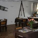 la salle de petit dejeuner