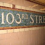 103rd St (nearest subway)