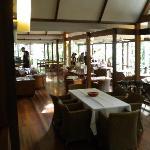 Silky Oaks restaurant