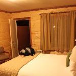 cabin bedrom