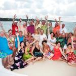 La Barcaza wedding cruise