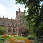 Chester Cathedral(チェスター大聖堂)