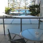Balcony - apt 205