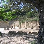 Nemea - the ancient sit