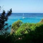 il mare blu