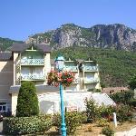 Hotel Chez Pierre d'Agos, vue extérieure
