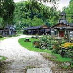 Heritage Farm Museum & Village in Huntington, West Virginia lets you experience life as it was o