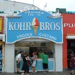Kohr Brothers Frozen Custard Ocean City NJ