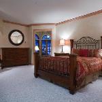 3-bedroom master