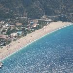 Oludeniz - microlighting