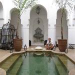 una fresca oasi di pace e tranquillità