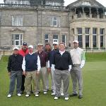 At the Old Course