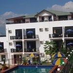Hotel External View
