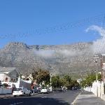 Oranjezicht neighborhood