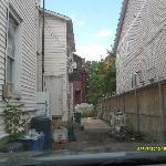 Voyageur driveway