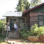 our cabin pinon - two double beds, and daybed