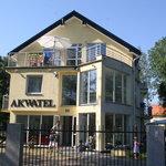 Akwatel facade
