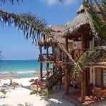 camere sulla spiaggia
