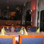 Restaurant- Teilbereich