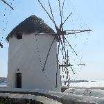 Mykonian Windmill!!