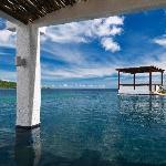 Our Seaside Pavillion Infinity Pool